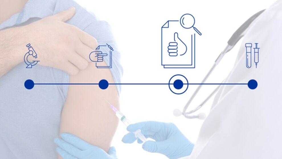 Arriva vaccino italiano anti Covid Reithera:funziona,basta una dose ed è sicuro